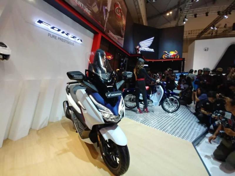 Honda Forza 250 Harganya Rp83 Juta Lebih, Kalau Kredit Uang Muka Minimal Rp10,5 Juta