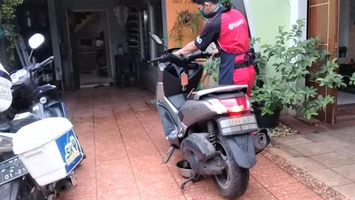 Mau Servis Motor Yamaha Cukup di Rumah Aja, Pakai Layanan Service Kunjung Yamaha