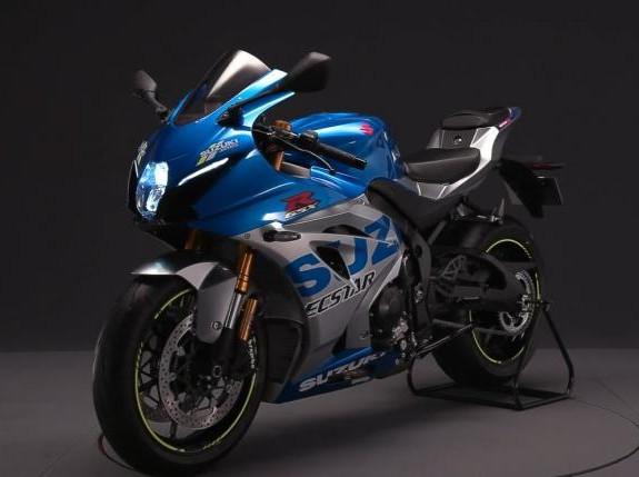 Suzuki R1000R Hadir Dengan levery MotoGP