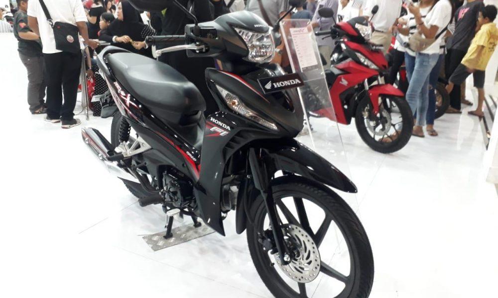Uang Muka Kredit Honda Revo Minimal Rp1 Juta