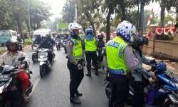 Hore, SIM Habis Masa Berlakunya Gak Boleh Ditilang
