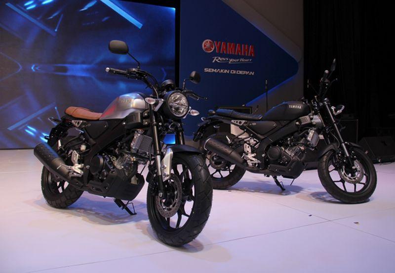 Yamaha XSR 155 Jadi Motor Best Sport Heritage