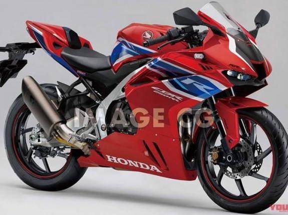 Honda CBR250RR 4 Silinder Siap Lawan Kawasaki ZX-25R