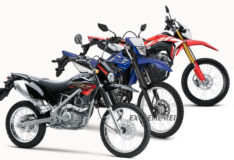 Daftar Harga Terbaru Motor Trail Yamaha, Honda Dan Kawasaki Mei 2020