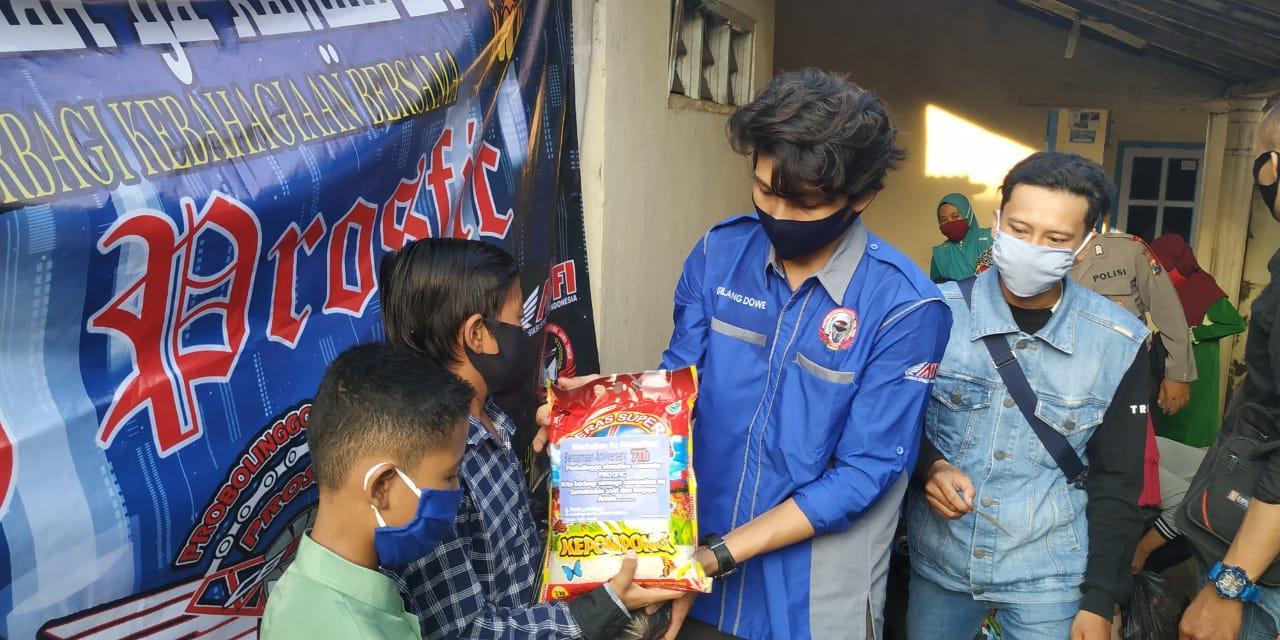 Ulang Tahun Ke 7 Prosfic Berbagi Sembako