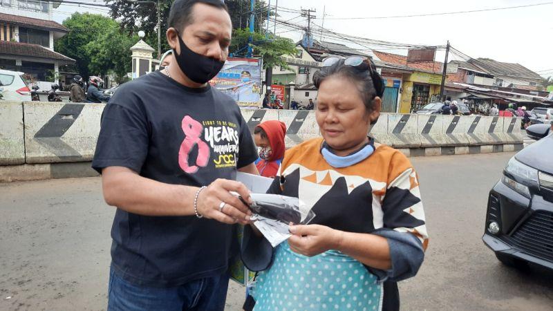 Skywave Owner Club Distribusikan Donasi Dari Karyawan Suzuki 2W