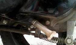Cara Membuang Air di Transmisi CVT Motor Matik