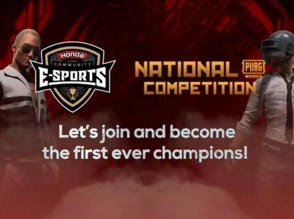 Ngerasa Jago Main Game Online, Ikuti E-Sport Honda Community 2020