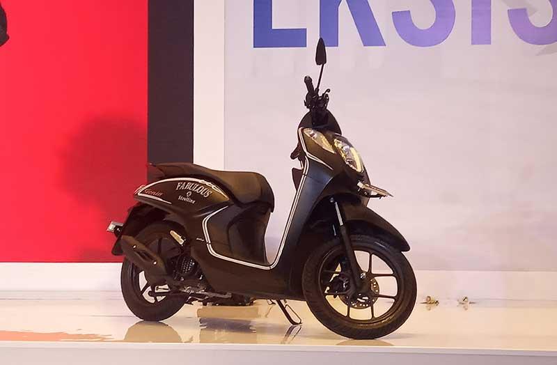 Kredit Honda Genio Uang Muka Mulai Rp2 Juta