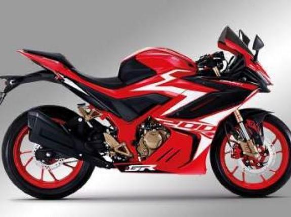 Motor GPX Demon GR200R Asal Thailand Mirip Honda CBR