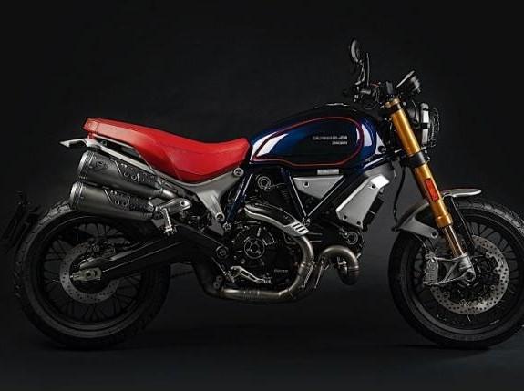 Ducati Scrambler Edisi Corona, Dijual Cuma 80 Unit