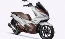 Wow Honda PCX Versi 2020 Ada Grafis Baru Makin Keren