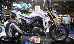 Suzuki Punya Moto Sport Naked Baru 2 Silinder