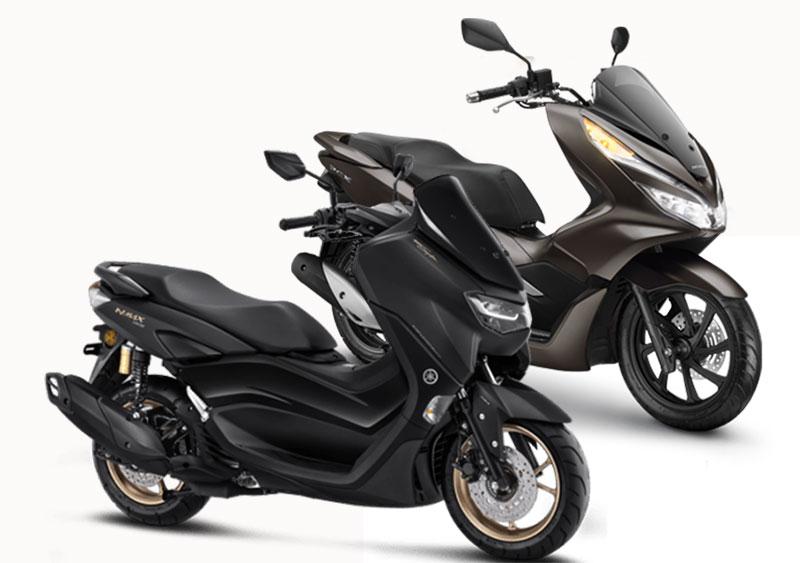Harga Terbaru Honda PCX Dan Yamaha Nmax Juni 2020