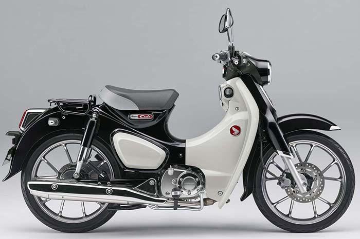 Bocoran Motor Honda Super Cub 2020, Punya 3 Warna