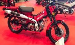 Honda CT125 Resmi Diluncurkan, Segini Harganya