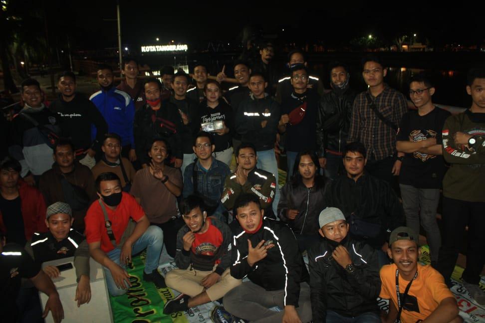 Sambut New Normal, Komunitas HPCI Chapter Cisadane Ngopi Bareng