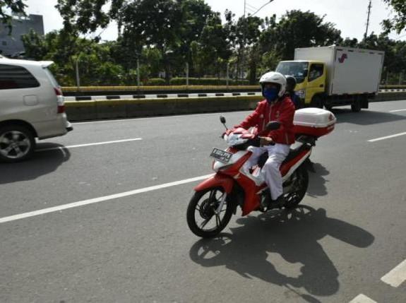 Selama PSBB, Honda Berhasil Gaet 2000 Pemilik Motor Servis Di Rumah
