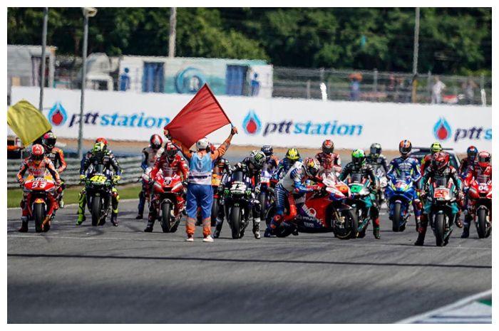Sah MotoGP Italia 2020 Dibatalkan, Ini Jadwal Balapan Yang Masih Ada
