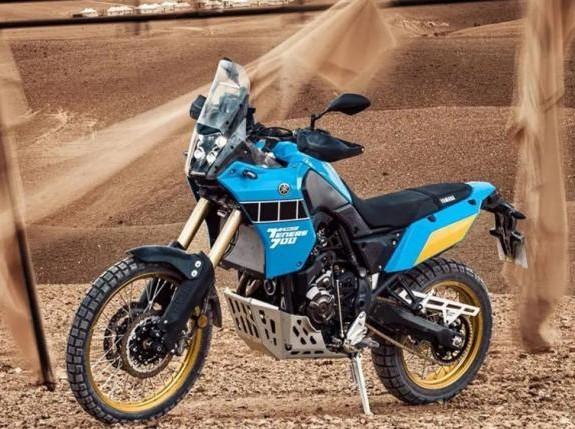 Yamaha siap memasarkan Tenere 700 Rally Edition