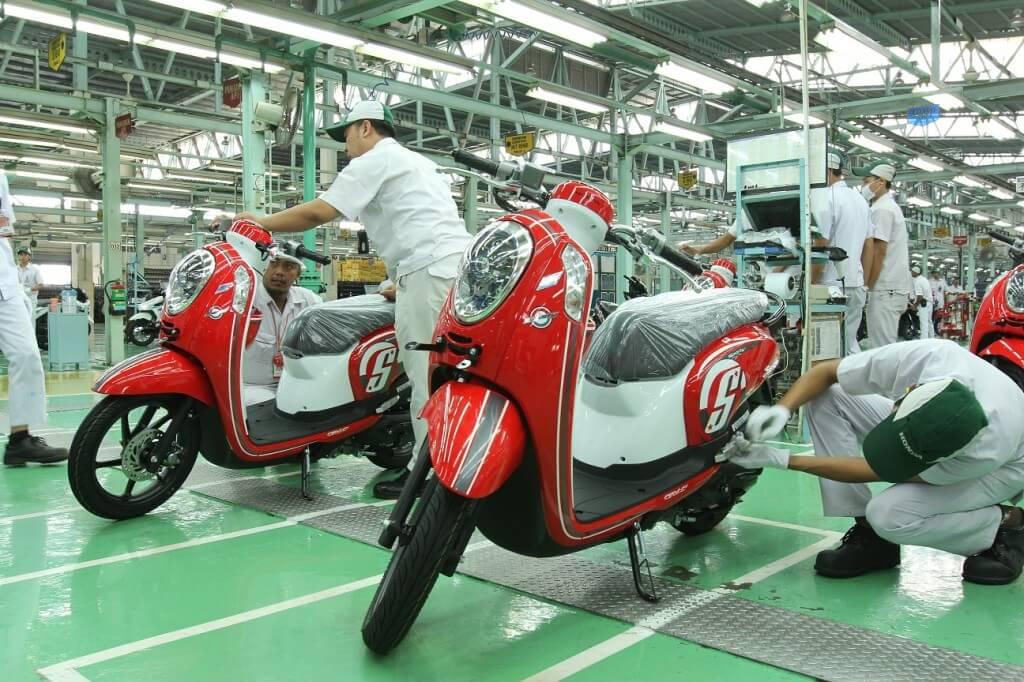 Harga Motor Honda BeAT, Genio Dan Scoopy Juni 2020