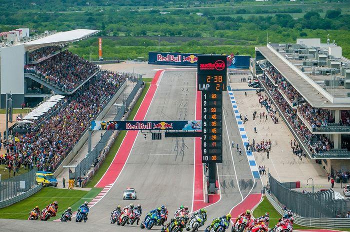 Jadwal Terbaru Balap MotoGP 2020, Tinggal 13 Seri