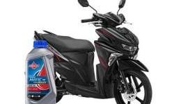 Oli Yang Direkomendasikan Untuk Motor Matic Yamaha
