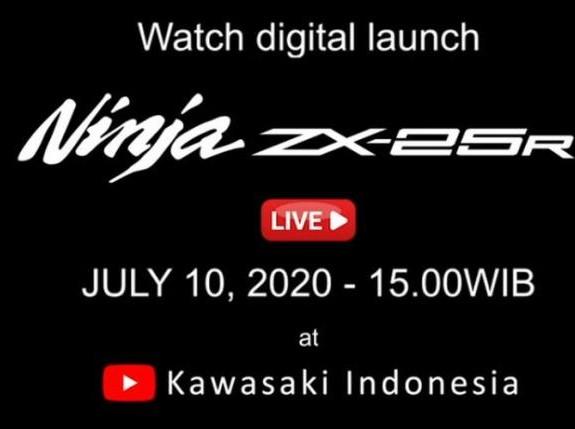 Catat Nih Tanggal Peluncuran Resmi Kawasaki Ninja 250 4 Silinder