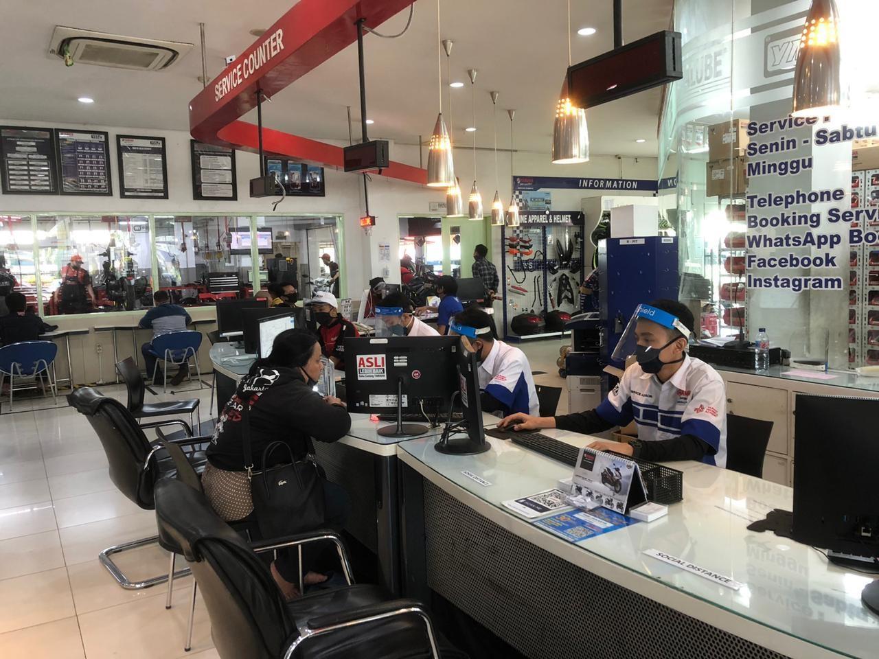 Yamaha Indonesia Siap Jalani New Normal