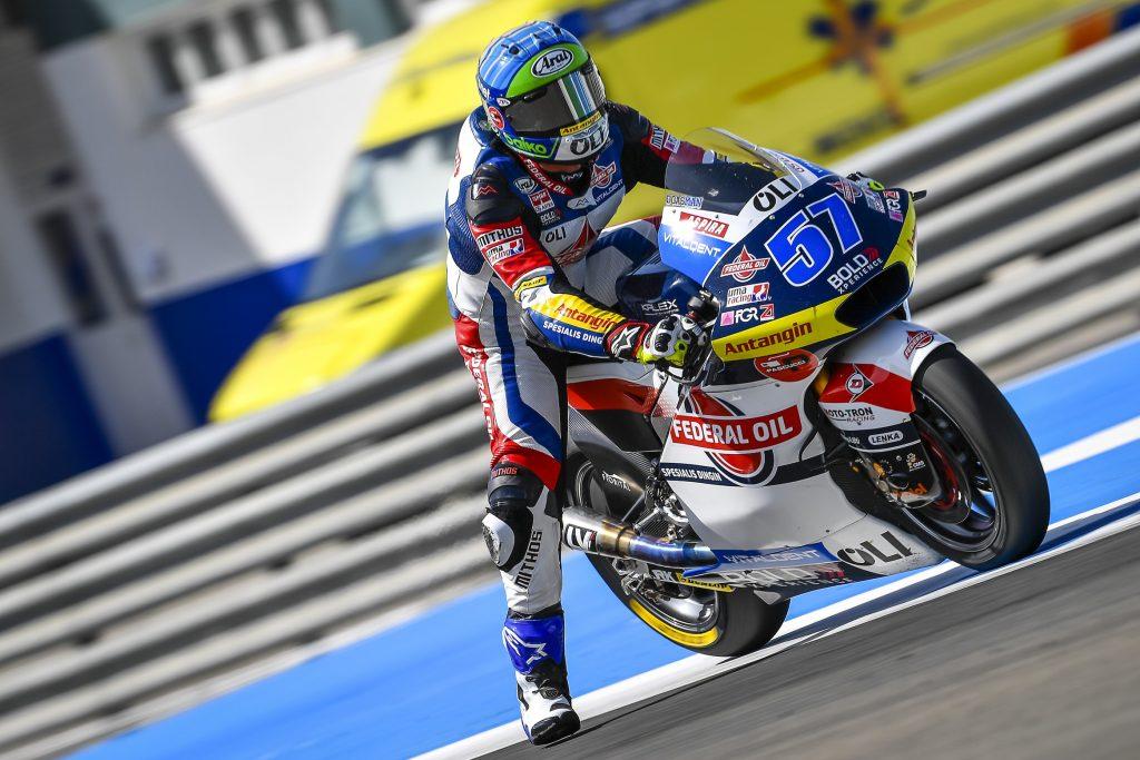 Nicolo Dan Edgar Pons Targetkan Poin di Moto Jerez 2020