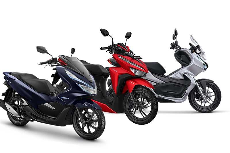 Daftar Harga Terbaru Motor Matic Honda Juli 2020