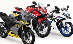 Harga Motor Sport Full Fairing 150cc Honda, Yamaha dan Suzuki Juli 2020