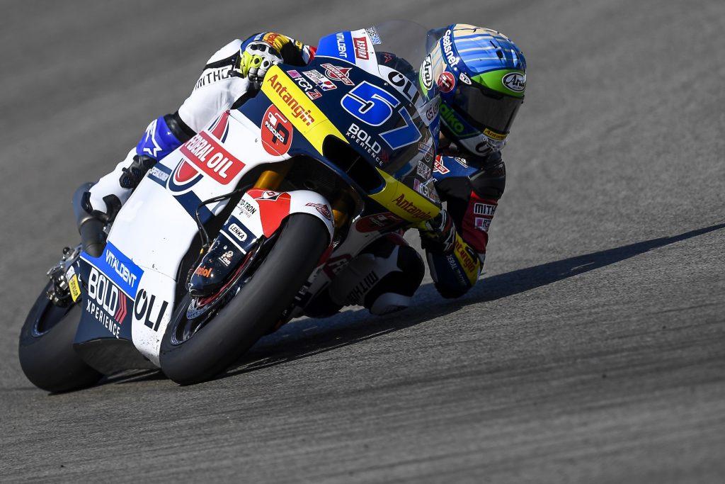 Hasil Kualifikasi Moto2 Andalusia Jerez 220, Pembalap Federal Oil Akan Start Dari Baris Ke 3 Dan 5