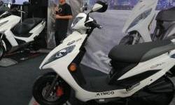 Kymco GP125 di Indonesia Dijual Rp21,5 Juta
