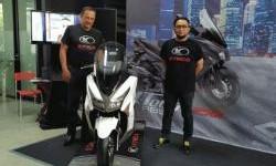 Kymco X-Town 2501 Saingan Terbaru Honda Forza Dan
