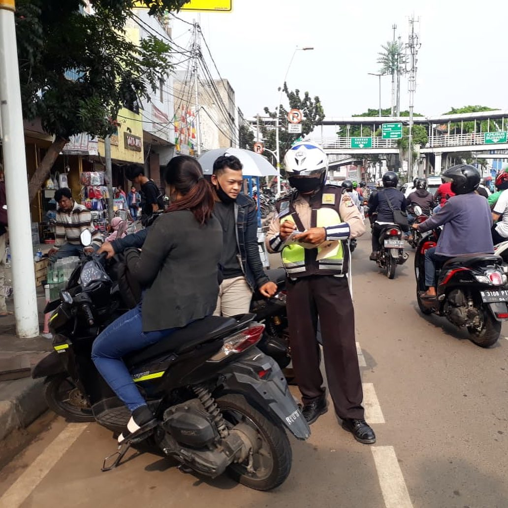 Ada Operasi Patuh Jaya 2020, Lengkapi Surat-Surat Kendaraan Kamu