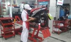 Servis Motor Honda di AHASS Bisa Manfaatkan Pak Imun