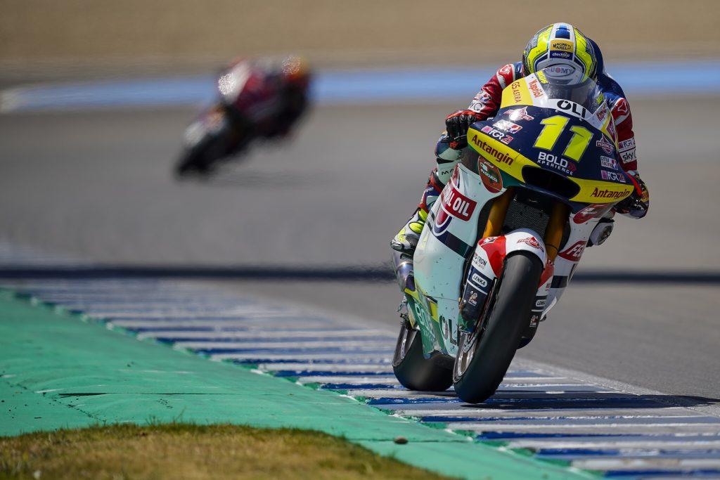 Hasil Race Moto2 Jerez Poin Untuk Bulega