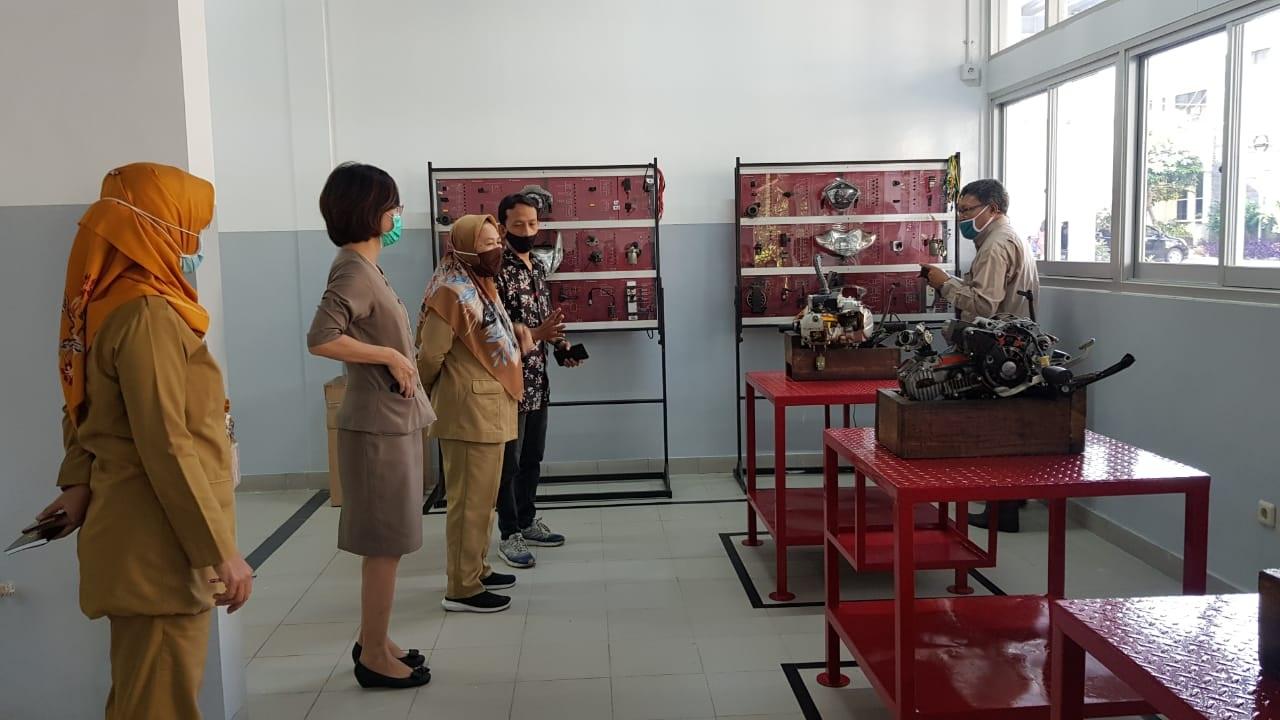 Wahana Miliki 56 SMK Binaan di Jakarta Dan Tangerang
