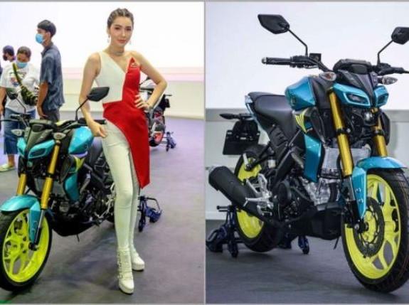 Yamaha MT-15 Punya Pilihan Warna Baru