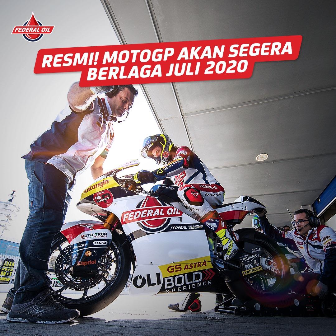 Udah Gak Sabar Nonton MotoGP 2020, Catat Nih Jadwal Resminya