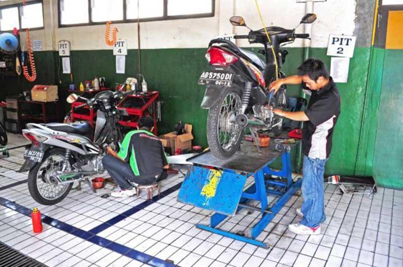 Tips Merawat Sepeda Motor Yang Lama Tidak Dipakai