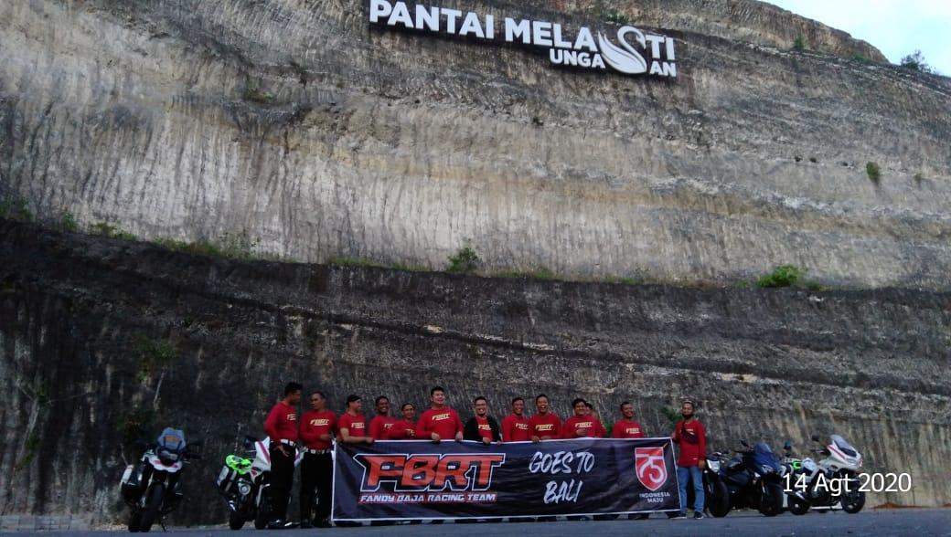 Keseruan Big Bike Independent FBRT Community Goes To Bali