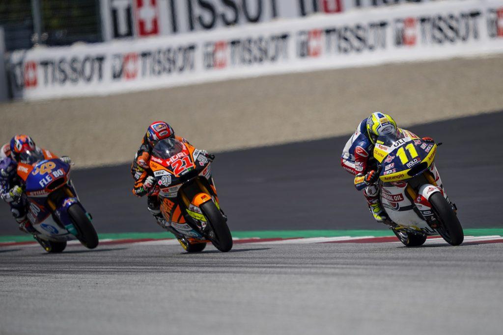 Race Moto2 Red Bull Ring, Pembalap Federal Oil Selamat Dari Maut