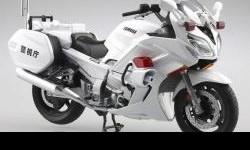 Inikah Sosok Yamaha FJR 2020 Terbaru
