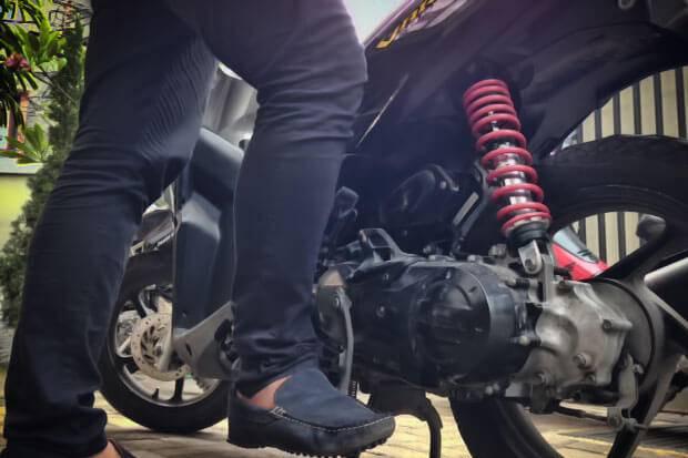 Seberapa Penting Inreyen Sepeda Motor