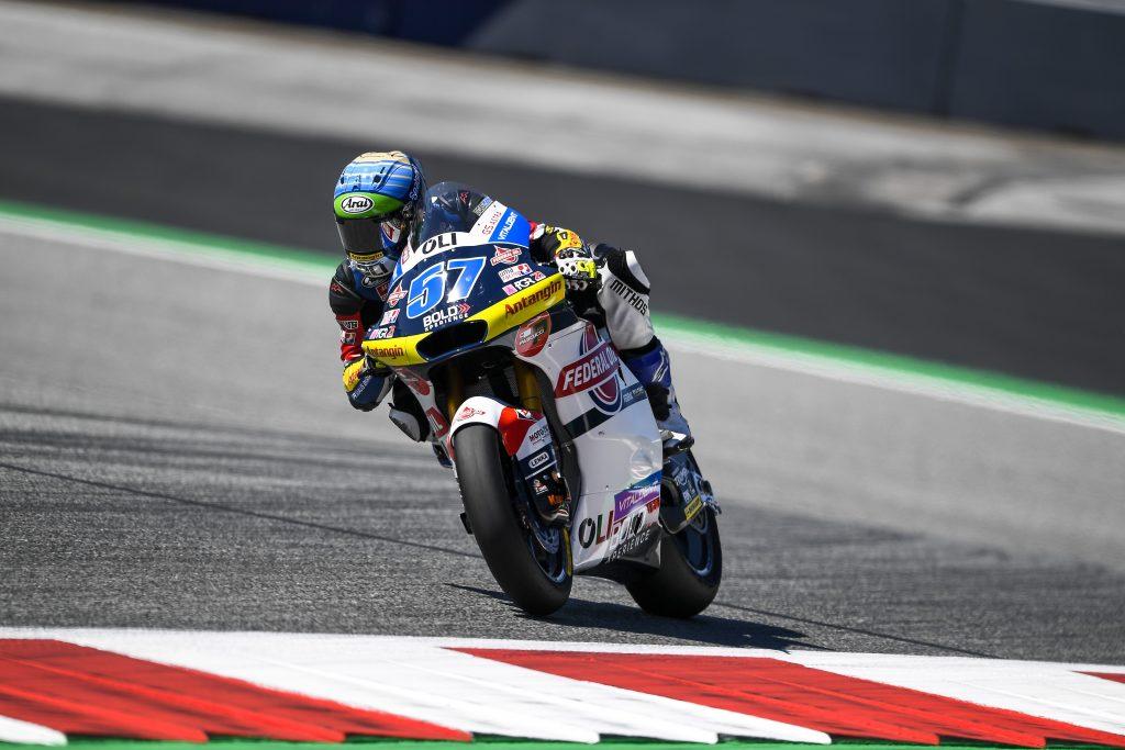 Pembalap Federal Oil Tunggu Kejutan di Kualifikasi Moto2 Spielberg