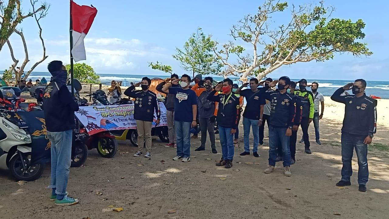 HPCI Adakan Tour Camp Sambut Kemerdekaan RI ke 75
