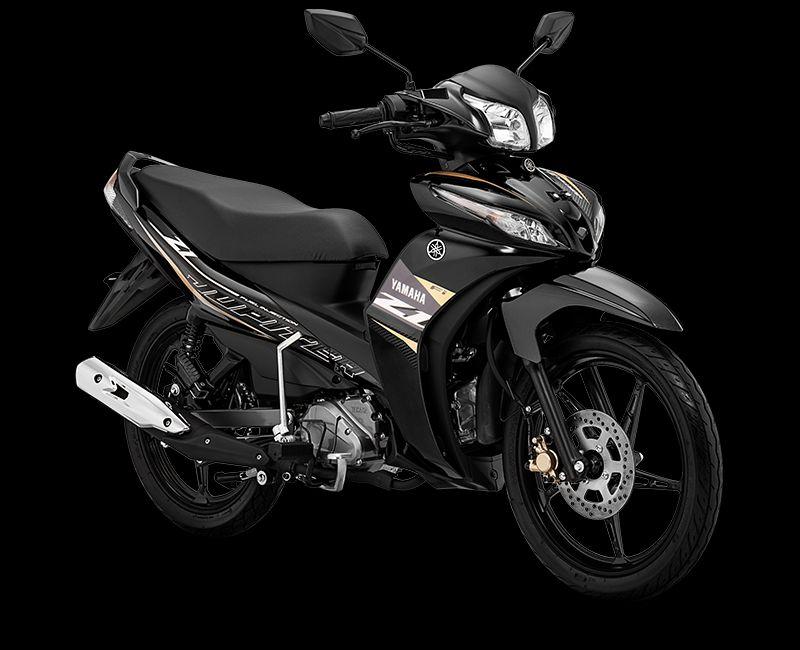 Yamaha Jupiter Z1 Punya Tiga Pilihan Warna Baru