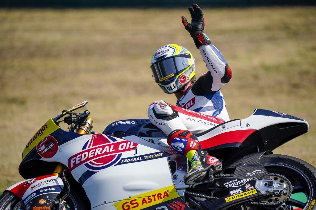Kualifikasi Moto2 Emilia Romagna, Nicolo Bulega Start dari Row ke-4, Edgar Pons Harus Puas Dari Row ke-8